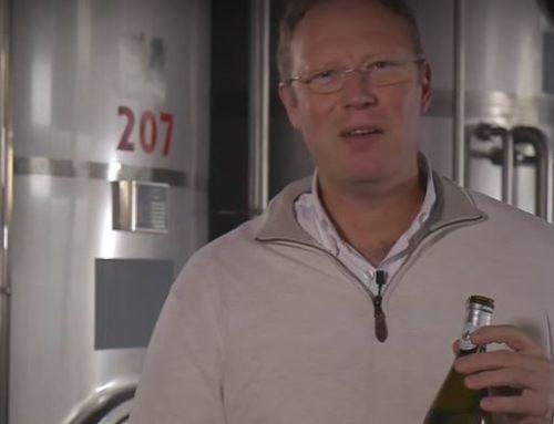 Alain Pardoms présente des vins de Delhaize en vidéo
