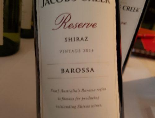 Jacob's Creek Shiraz Reserve 2014 – Barossa Valley – Australie