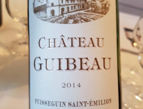 Château Guibeau 2014 – Puisseguin-Saint-Emilion