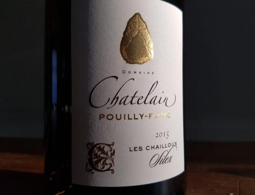 Domaine Chatelain Les Chailloux Silex 2015 – Pouilly-Fumé