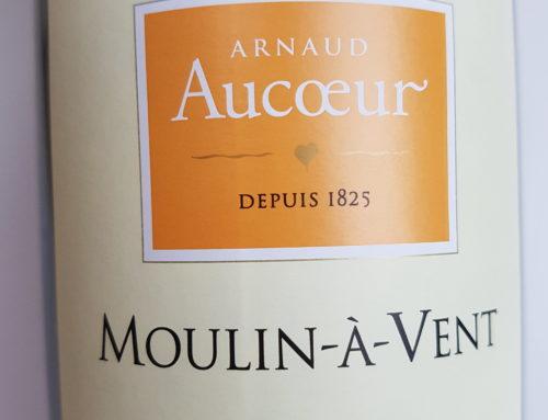 Domaine Arnaud Aucoeur Vieilles Vignes 2015 – Moulin-à-Vent
