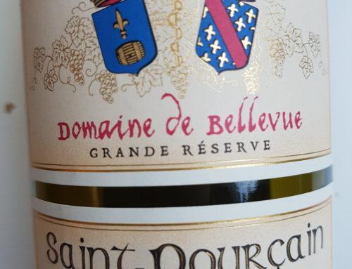 Domaine de Bellevue Grande Réserve 2015 – Saint-Pourçain