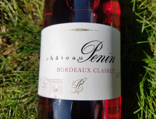 Château Penin 2016 – Bordeaux Clairet