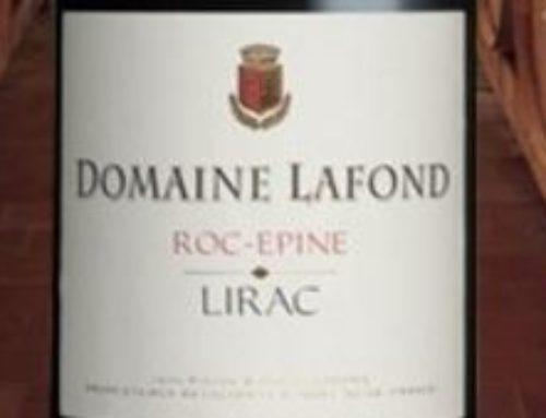 Domaine Lafond Roc-Epine 2014 – Lirac