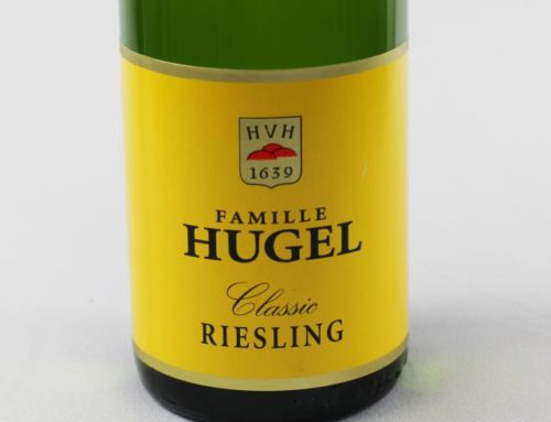 Hugel Riesling Classique 2015 – Alsace