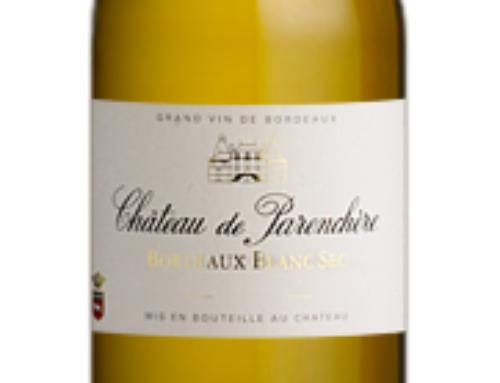Château Parenchère Blanc 2015 – Bordeaux