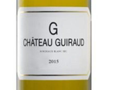 Le G de Château Guiraud 2015 – Bordeaux