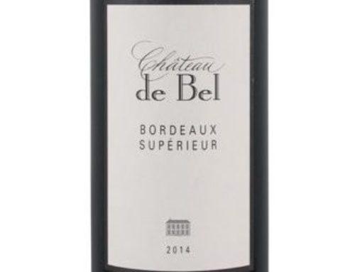 Château de Bel 2014 – Bordeaux Supérieur