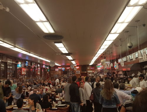 NYC Part 5 – Katz's Delicatessen