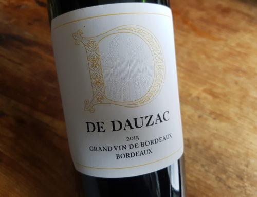 D de Dauzac 2015 – Bordeaux