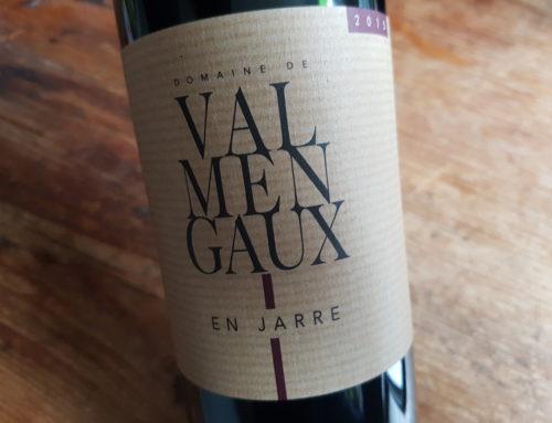 Domaine de Valmengaux en Jarre 2015 – Bordeaux