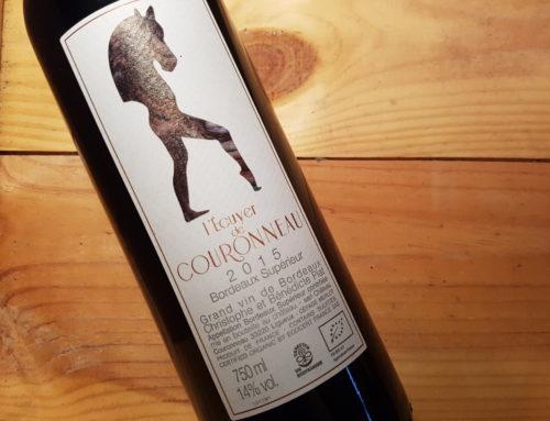 L'Ecuyer de Couronneau 2015 – Bordeaux Supérieur