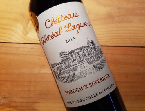 Château Floréal Laguens 2015 – Bordeaux Supérieur
