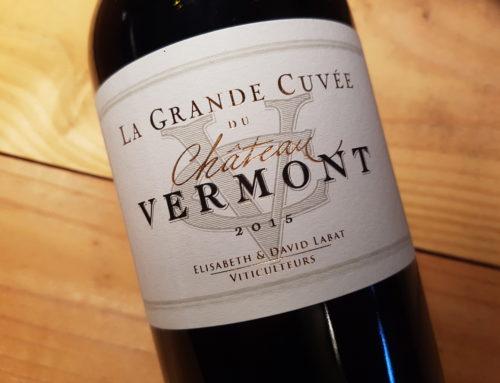 Château Vermont La Grande Cuvée 2015 – Bordeaux Supérieur
