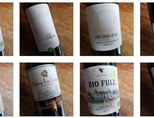 12 Bordeaux rouges 2015 à boire dès aujourd'hui