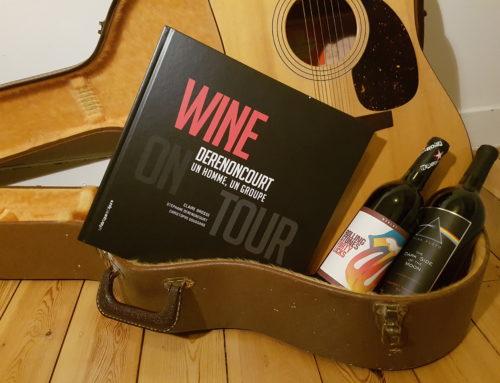 Wine On Tour : Derenoncourt sur les traces des Rolling Stones & Pink Floyd