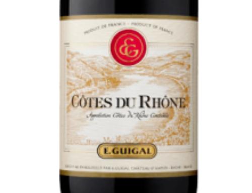 Guigal Côte du Rhône 2014 – Rhône