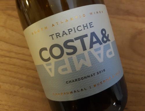 Trapiche Costa & Pampa Chardonnay 2016 – Argentine