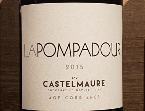 La Pompadour Castelmaure 2015 – Corbières