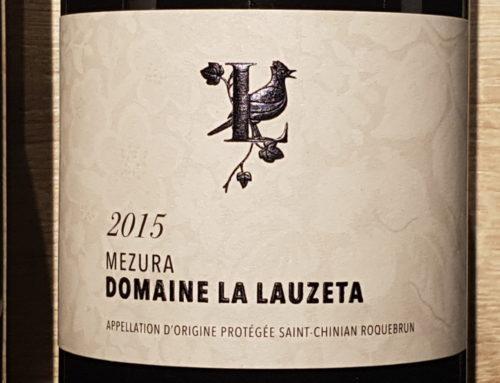 Domaine La Lauzeta Mezura 2015 – Saint-Chinian