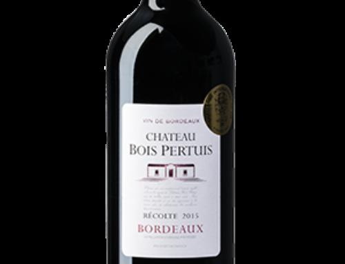 Château Bois Petuis 2015 – Bordeaux