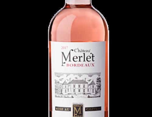 Château Merlet 2017 – Bordeaux Rosé
