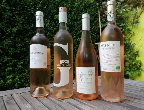 Du vin pour les barbecues et fêtes du mois de juin