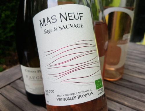 Vignobles Jeanjean Mas Neuf Sage & Sauvage 2017 – Pays d'Oc