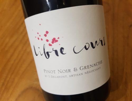 Samuel Delafont Libre Cours Pinot Noir & Grenache 2016 – Vin de France