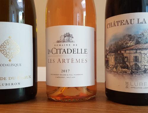 Les vins du Luberon, des vins de montagne, ou presque