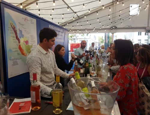 50 vignerons bordelais mouillent le maillot à Eat!Brussels Drink!Bordeaux