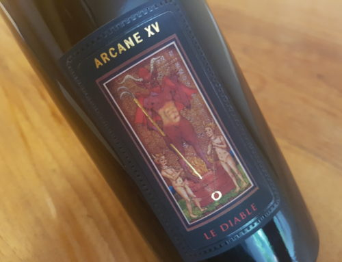 Arcane Le Diable XV – Vin de France