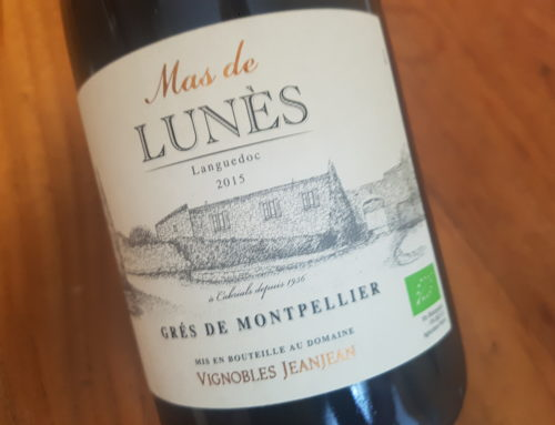 Mas de Lunès 2015 – Grès de Montpellier
