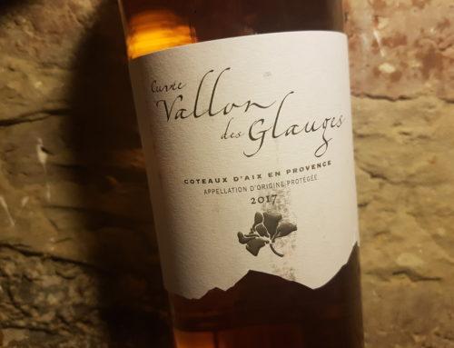 Vallon des Glauges 2017 – Coteaux d'Aix en Provence