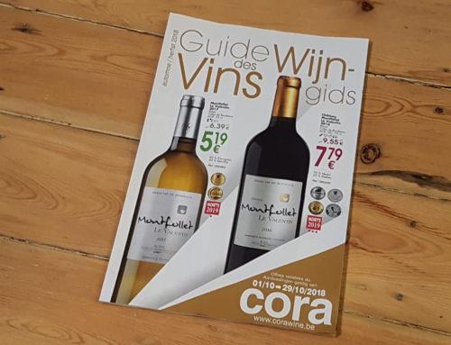 Les bons plans de la foire aux vins de Cora Belgique d'octobre 2018