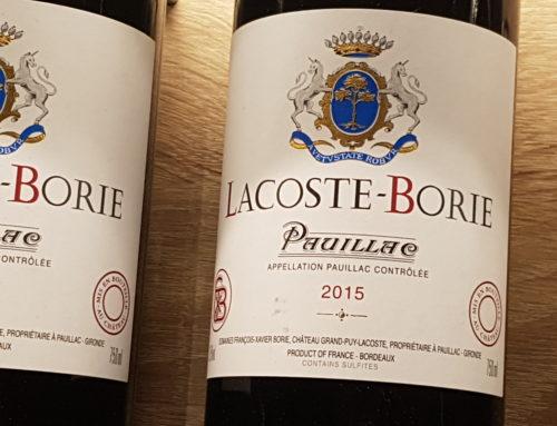 Lacoste Borie 2015 – Pauillac