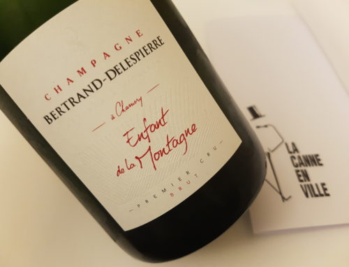 La Canne en Ville | Dîner au Champagne Bertrand-Delespierre