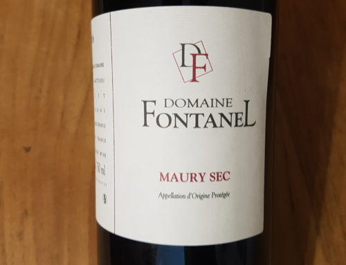 Domaine Fontanel Maury Sec 2016 – Roussillon
