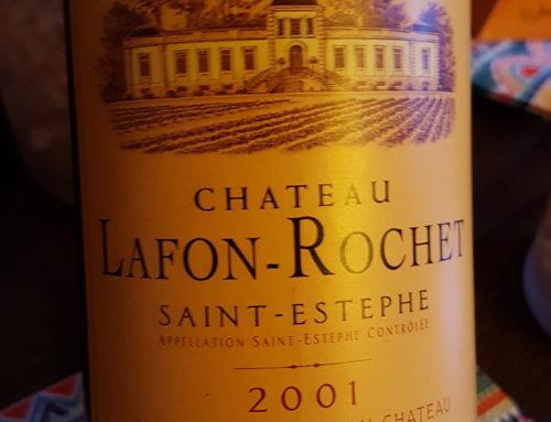 Château Lafon-Rochet 2001 – Saint-Estèphe