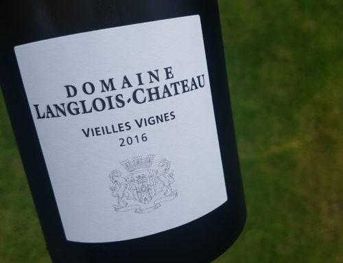 Domaine Langlois-Château Vieilles Vignes 2016  – Saumur