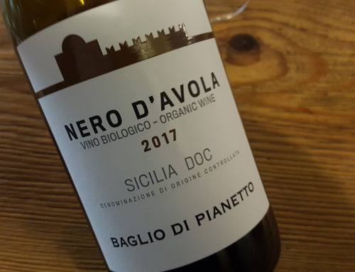 Baglio di Pianetto Nero d'Avola 2017 – Sicilia