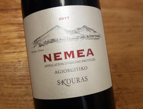 Domaine Skouros Agiorgitiko 2017    Nemea – Grèce