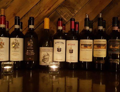 Voyager en Toscane le temps d'un repas avec les vins Frescobaldi