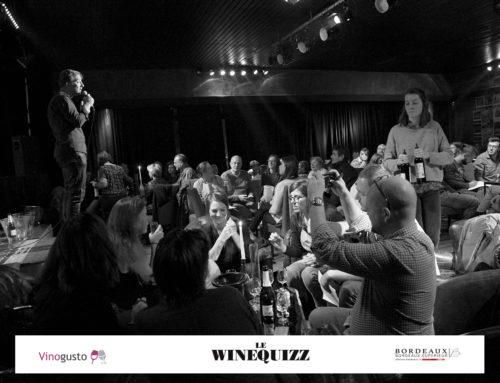 Le Wine Quiz : énorme succès pour la première édition