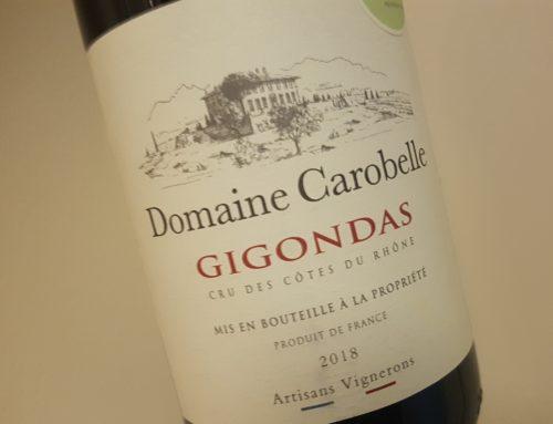 Domaine de Carobelle 2018 – Gigondas Rouge