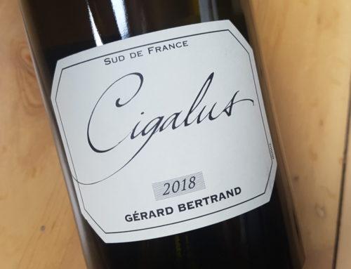 Gérard Bertrand Cigalus Blanc 2018 – IPG Pays d'Oc