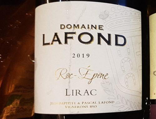 Domaine Lafond Roc-Epine 2019 Blanc – Lirac