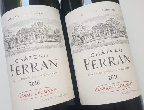 Le vin de la situation #9 | Pour un dîner festif entre belges 40 ans est le Château Ferran 2016 en magnum