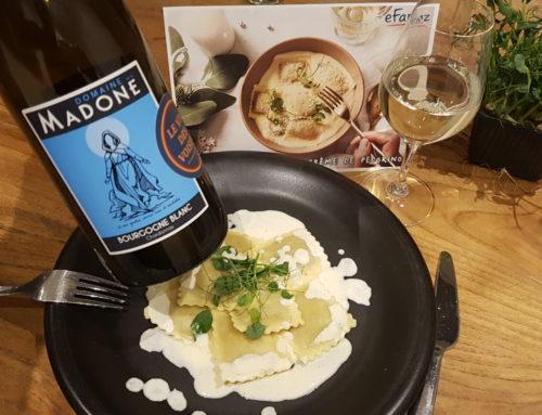 Menu de fête | Le bon plan Efarmz arrosé avec Le vin des voisins
