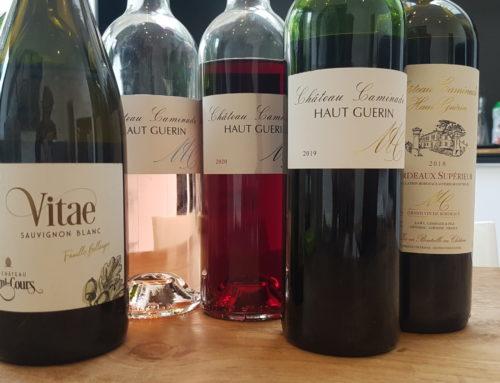 Quelques Bordeaux dégustés en mars 2021